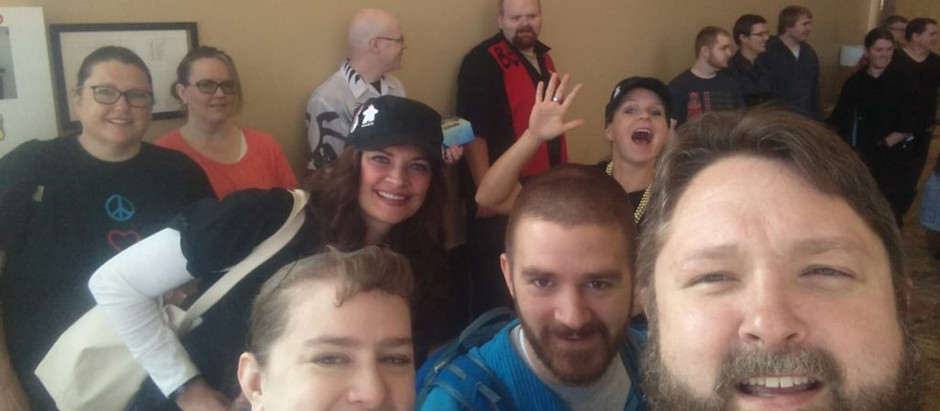 SaltCON 2017 Recap of Meeple Nation Events
