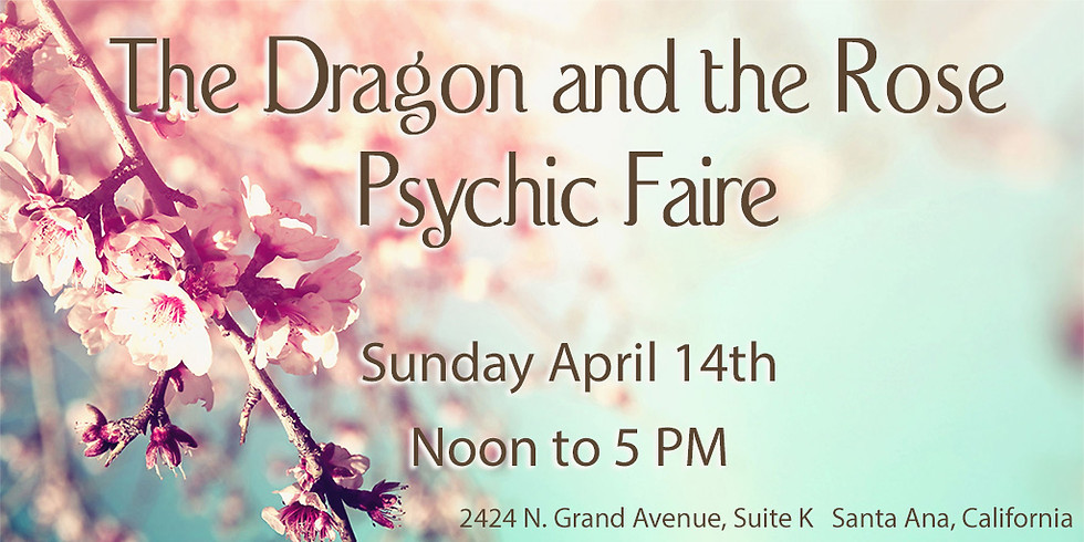Spring Psychic Faire