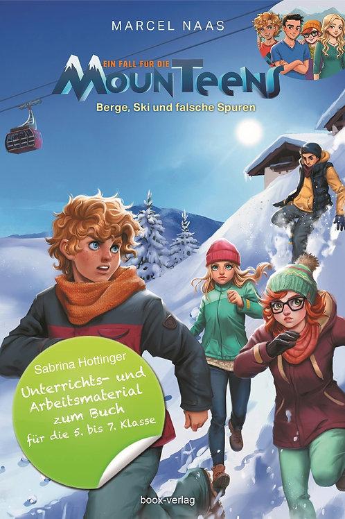 Berge, Ski und falsche Spuren (Unterrichtsheft)