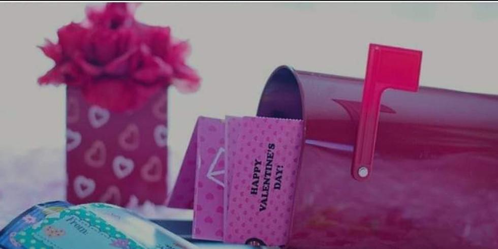 Valentine's Day Card Making