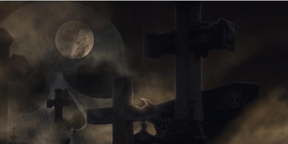 Casketeria's Halloween Show & Gothic Open Mic