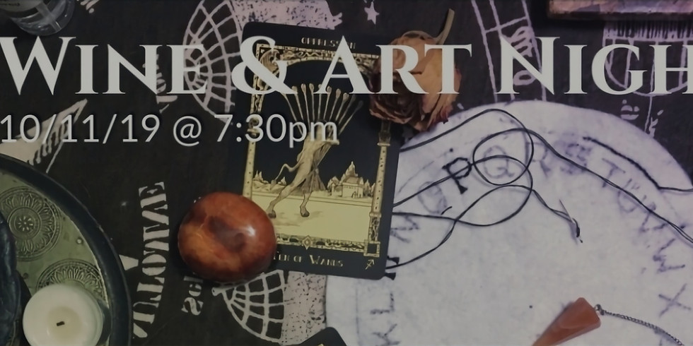 Wine & Art Night