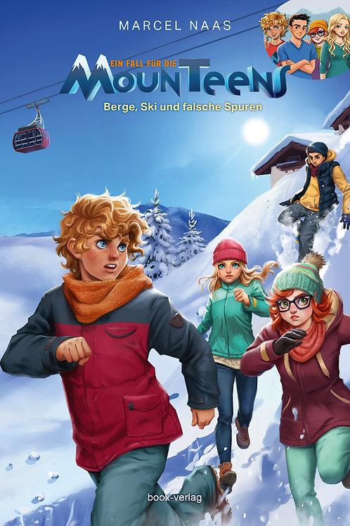 Berge, Ski und falsche Spuren (Taschenbuch)