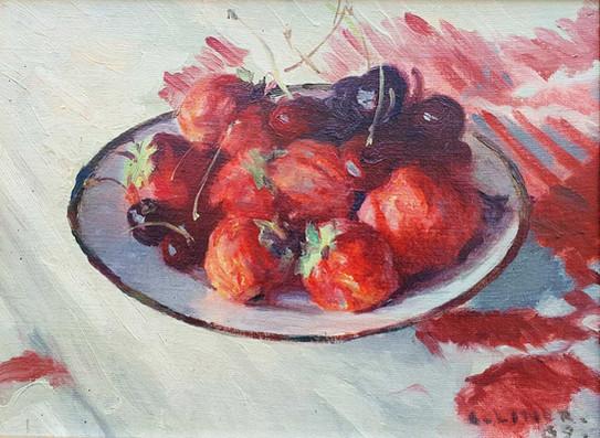 Carl-August-Liner_Erdbeeren-mit-Kirschen