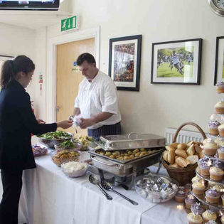 Private event at Selkirk Rugby Club