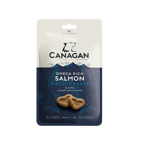 Canagan Salmon Biscuit Bakes