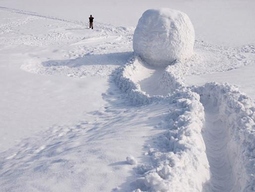 El efecto bola de nieve