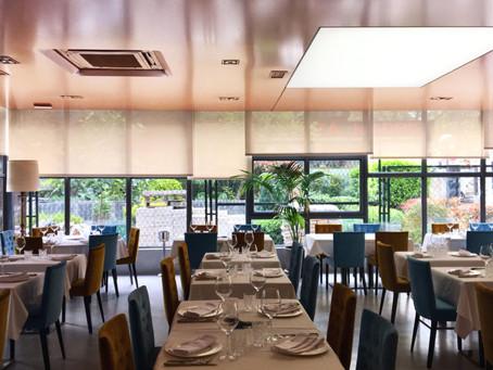 Techos Tensados QR para Restaurantes
