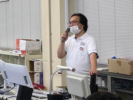 小野高校と産学連携を開始致しました