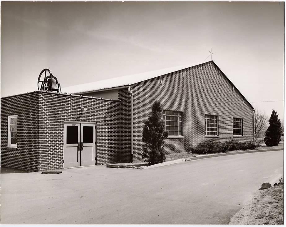 Parish Center - Our First Church