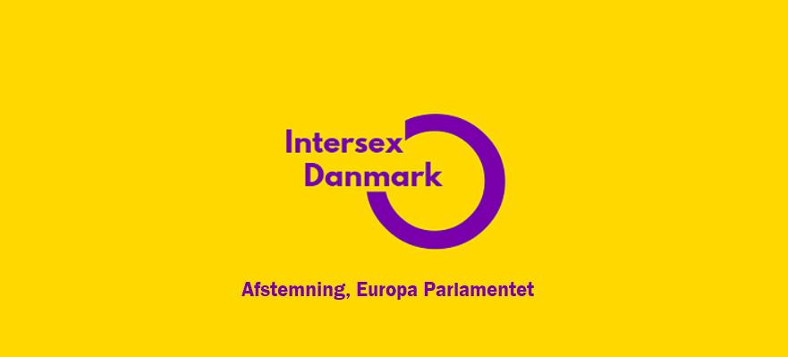 14. Feb. 2019: Afstemning om Intersex Resolution i det Europæiske Parlament.