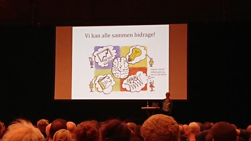 27. Feb. 2018: Fonds-konference i Vejen.