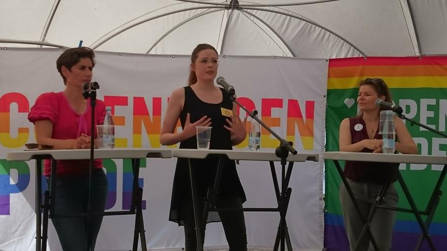11-15. Aug. 2015: Pride ugen 2015.