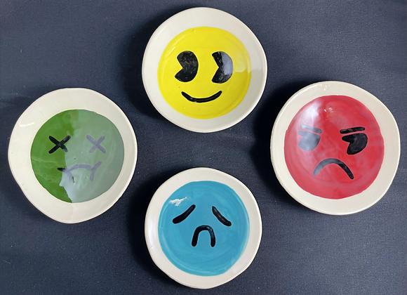 Emoji Mini Dish