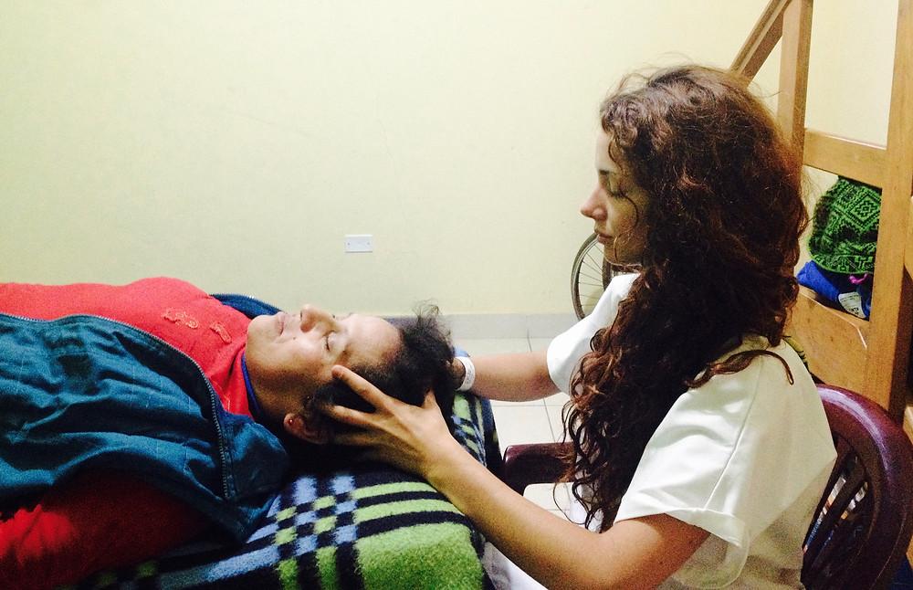 Mission humanitaire ostéopathique au Pérou, Lima
