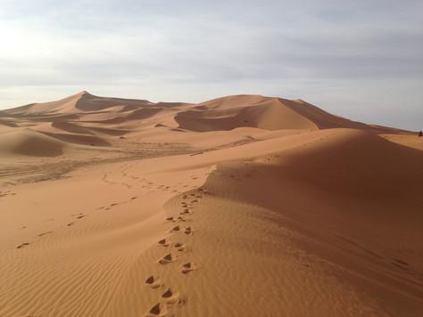 Raid au Maroc & mission Ostéopathique pour le Raid Passion Désert
