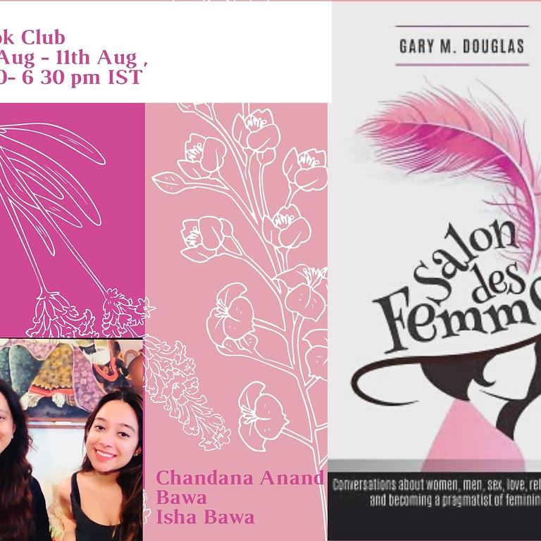 Book Read- Salon des Femmes