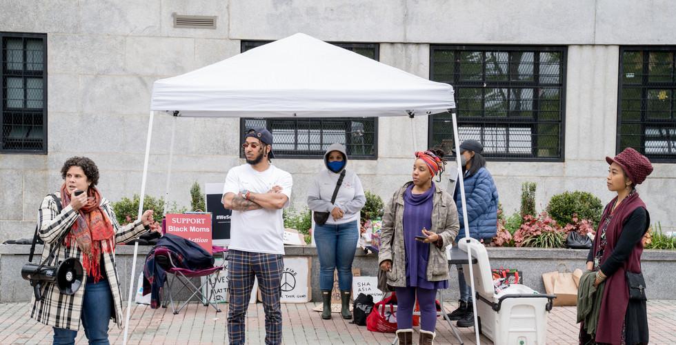 Birth Justice Rally
