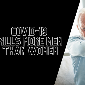 Covid-19 is more deadly if you are a man.