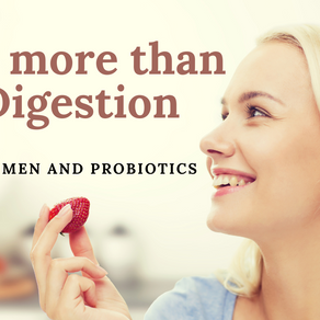 Women deserve a BETTER Probiotics to be Totally Healthy