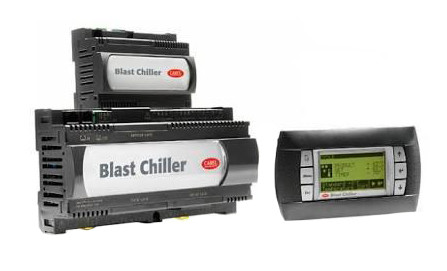 CAREL BLAST CHILLER CONTROLLER