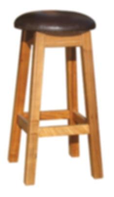 Classic Round Barstool uph Seat.jpg