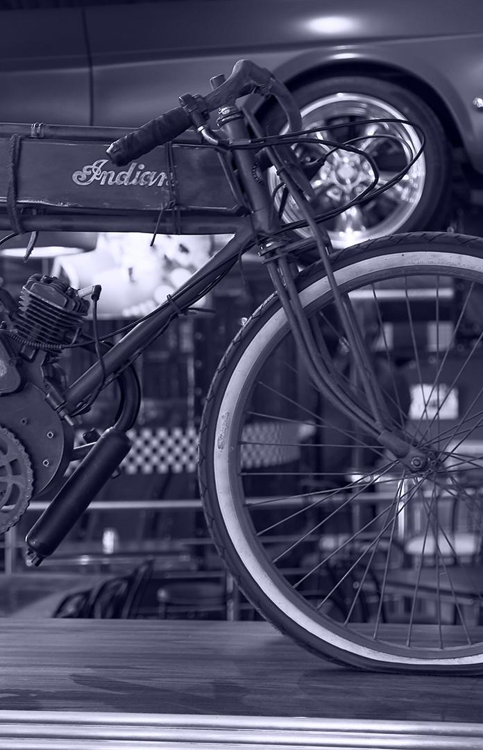 Chevy Lane bike 2