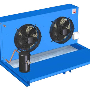 PACKAGE UNIT CONDENSOR