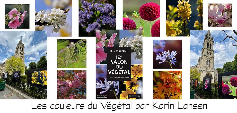 Les couleurs du Végétal par Karin Lans