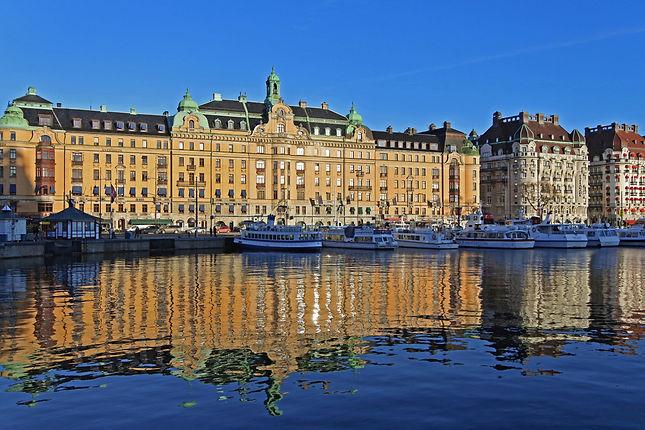 Stockholm | Photographie Karin Lansen | Reportage
