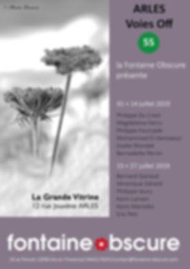 Affiche Arles 2019_Grande Vitrine_Karin