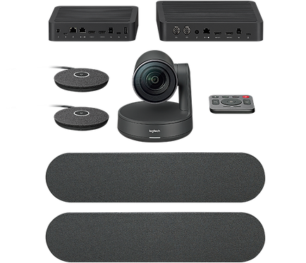 Logitech Rally Plus Conferencing System