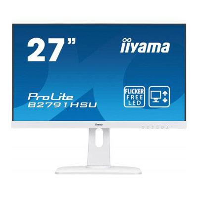 """iiyama 27"""" ProLite B2791HSU-W1 Monitor"""