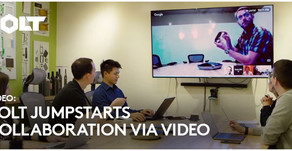 BOLT Jumpstarts Collaboration Via Video