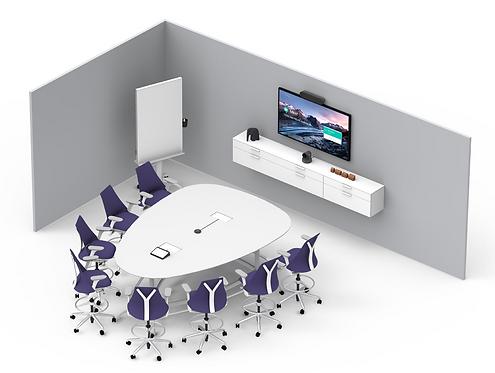 Logitech Room Solution for Microsoft Teams - Medium