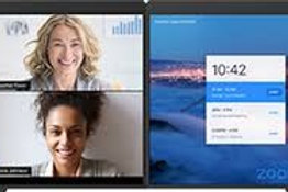 """DTEN D7 55"""" Dual Touch Screens for Zoom Rooms"""