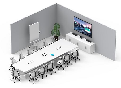 Logitech Room Solution for Google Meet - Large