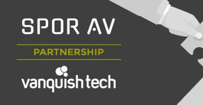 SPOR AV and Vanquish Tech Announce Strategic Alliance Partnership
