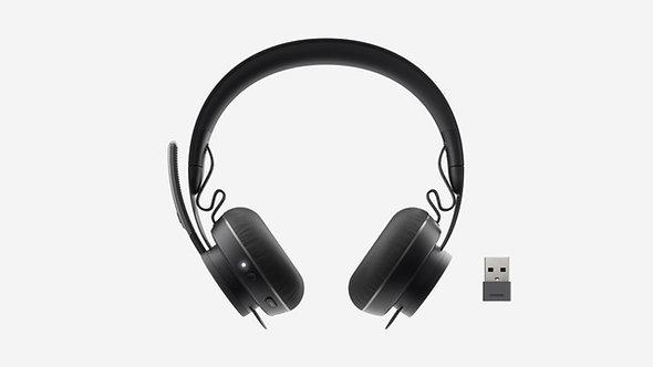 Logitech Zone Wireless Headset