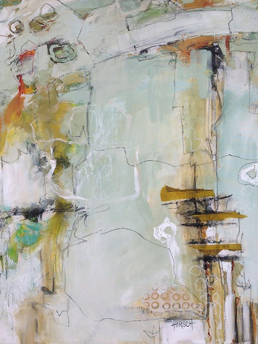 New Orleans Abstract Art
