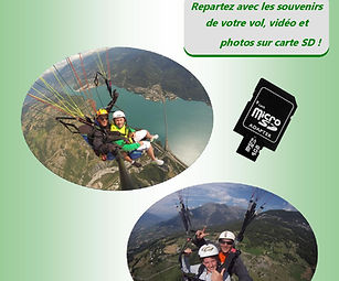 montage carte sd bi place parapente-page