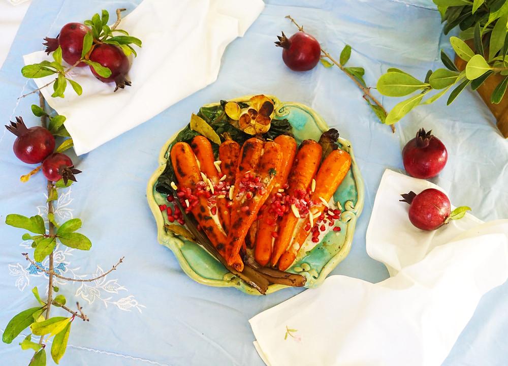ארוחת ראש השנה, שולחן חג, מתכון לראש השנה, חגי תשרי