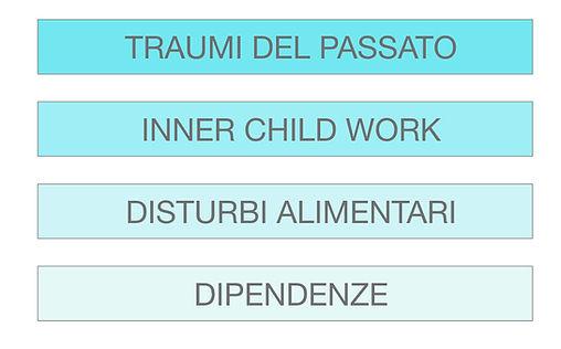 psicologo in inglese per traumi disturbi dipendenze