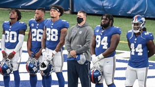 New York Giants secure first NFL cryptocurrency sponsorship with Grayscale