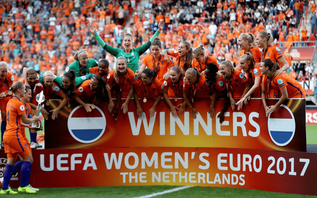 700,000 tickets made available for UEFA Women's Euro 2022
