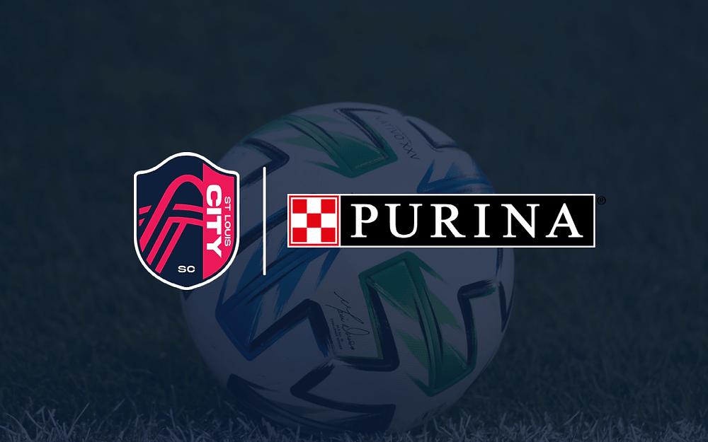 St Louis City announce Purina kit sponsorship
