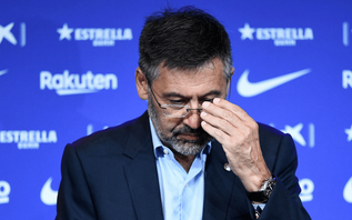 Barcelona CEO and former president Josep Maria Bartomeu arrested on corruption charges