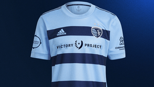 Sporting Kansas City FC add Victory Project as new shirt sponsor