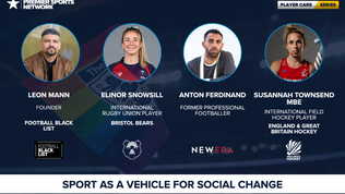 Sport as a Vehicle for Social Change