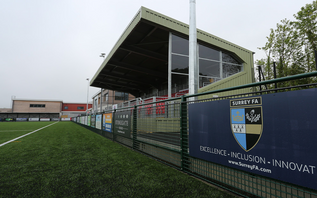 Surrey FA extends partnership with Capital Content